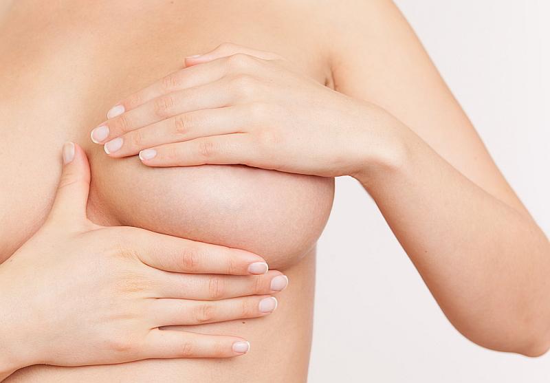 Brustschmerzen bei PMS